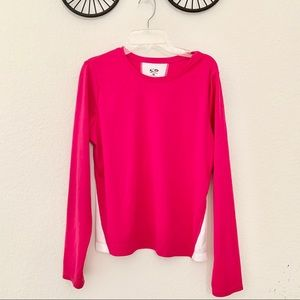Champion pink athletic shirt